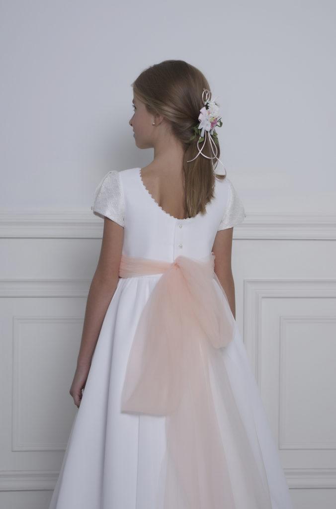 Vestido de comunión de moda