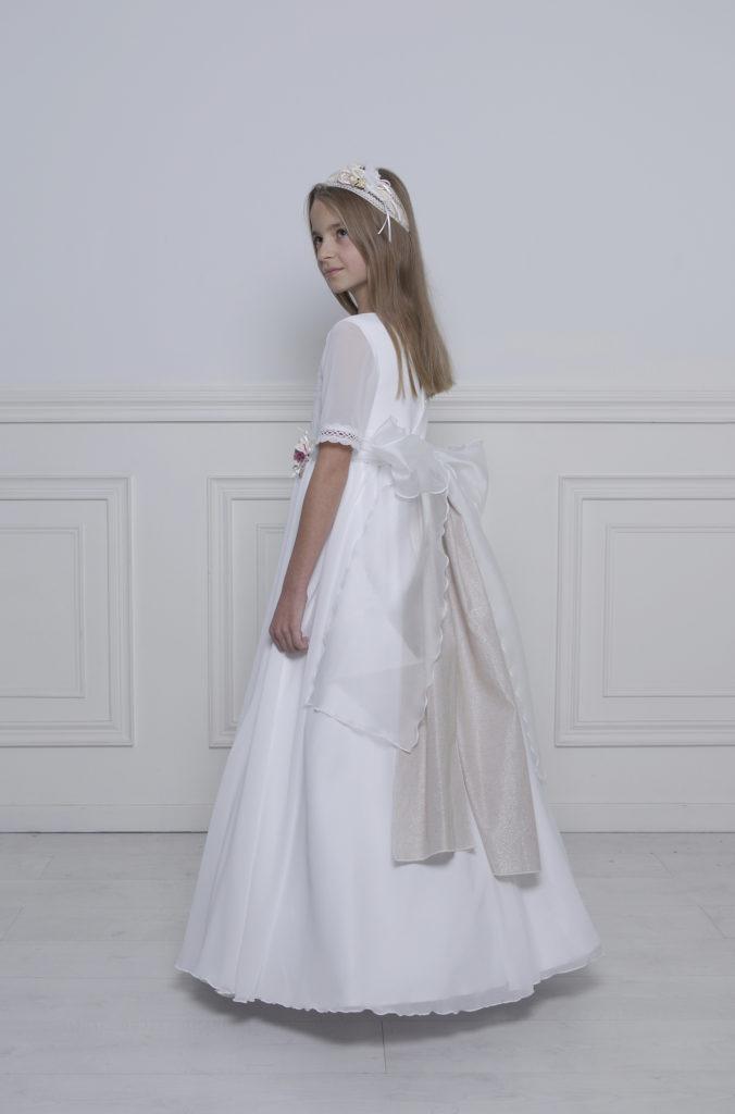 Vestido niña comunión 2020