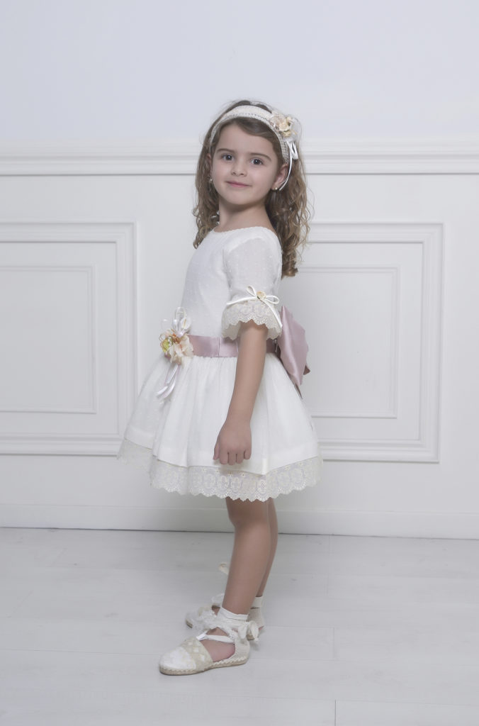 Vestido de fiesta niña 2020