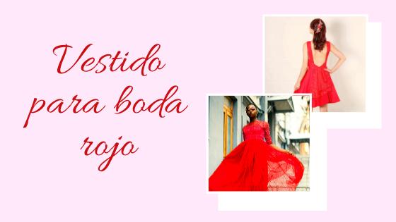 ¿Buscando tu vestido de fiesta rojo?