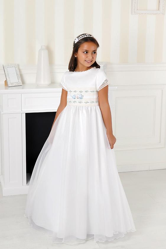 Vestido comunión clásico