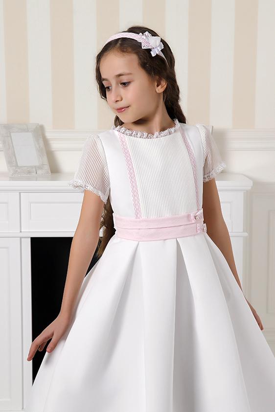 Vestido niña comunión clásico