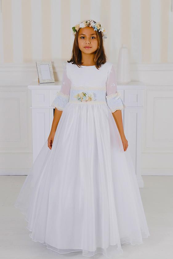 vestido 2021 comunion