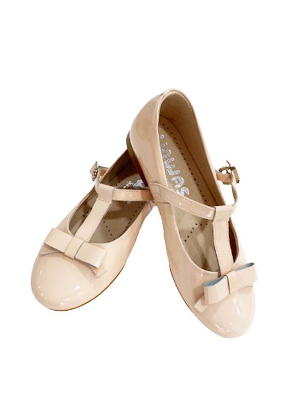 zapatos charol comunión niña